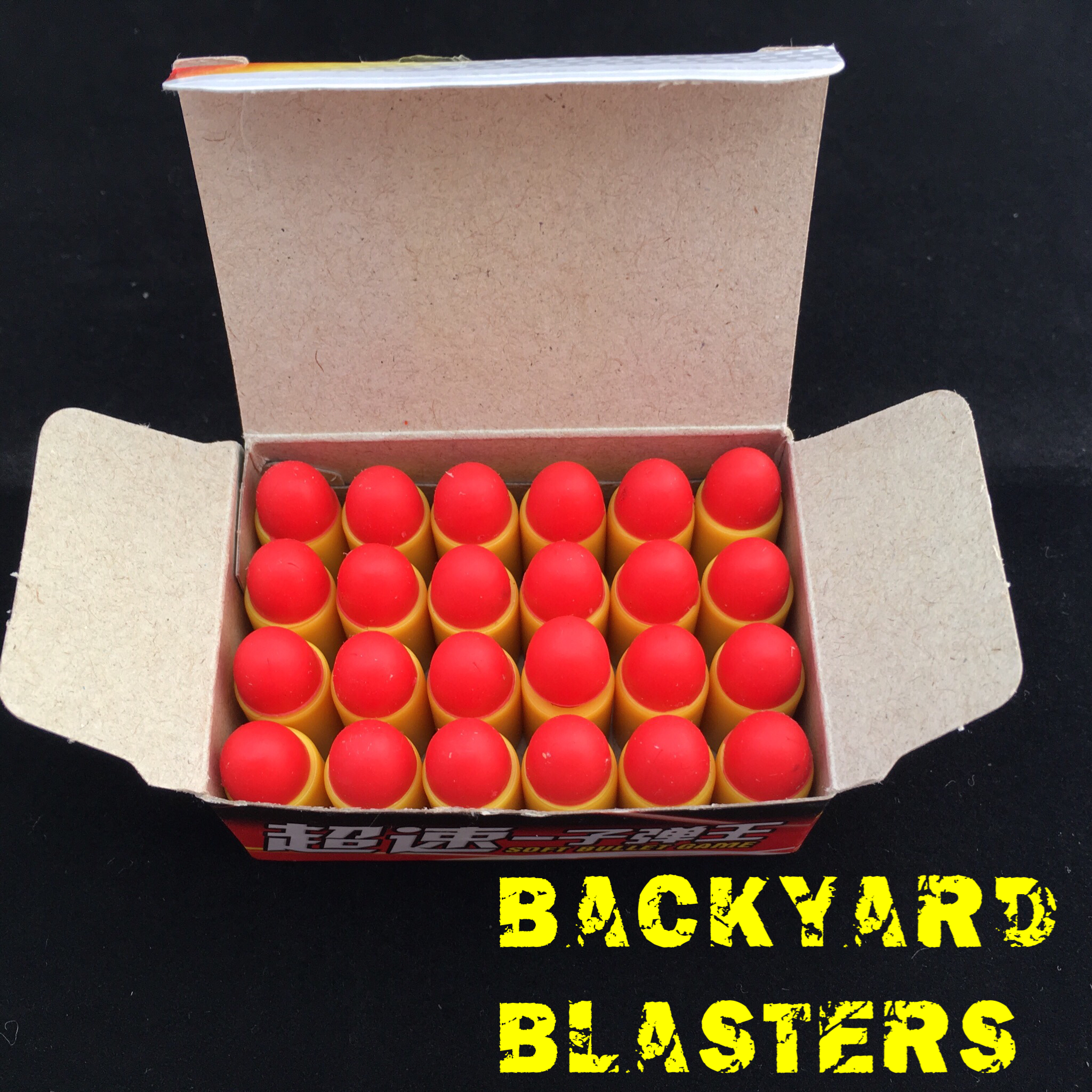 lock n load with this 9mm rubber bullet ammo for the mauser c96