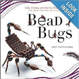 Bead Bugs: Amy Kopperude: 9781589237322: Amazon.com: Books