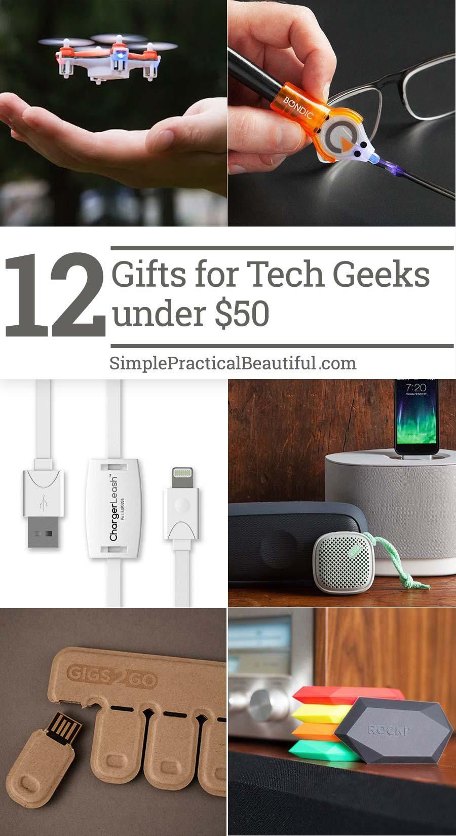 Gifts for the Tech Lover Gifts for tech lovers, Tech