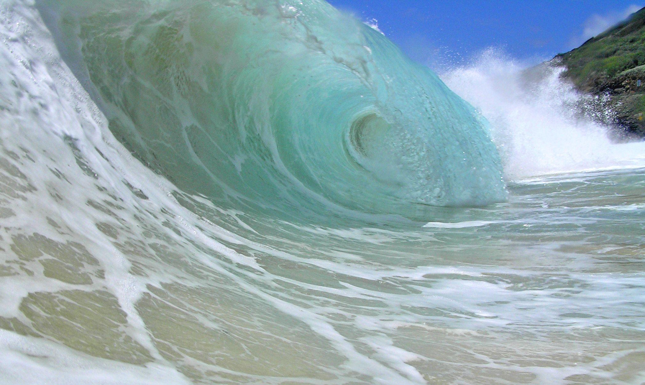Una Expresiòn Pura del Mar!