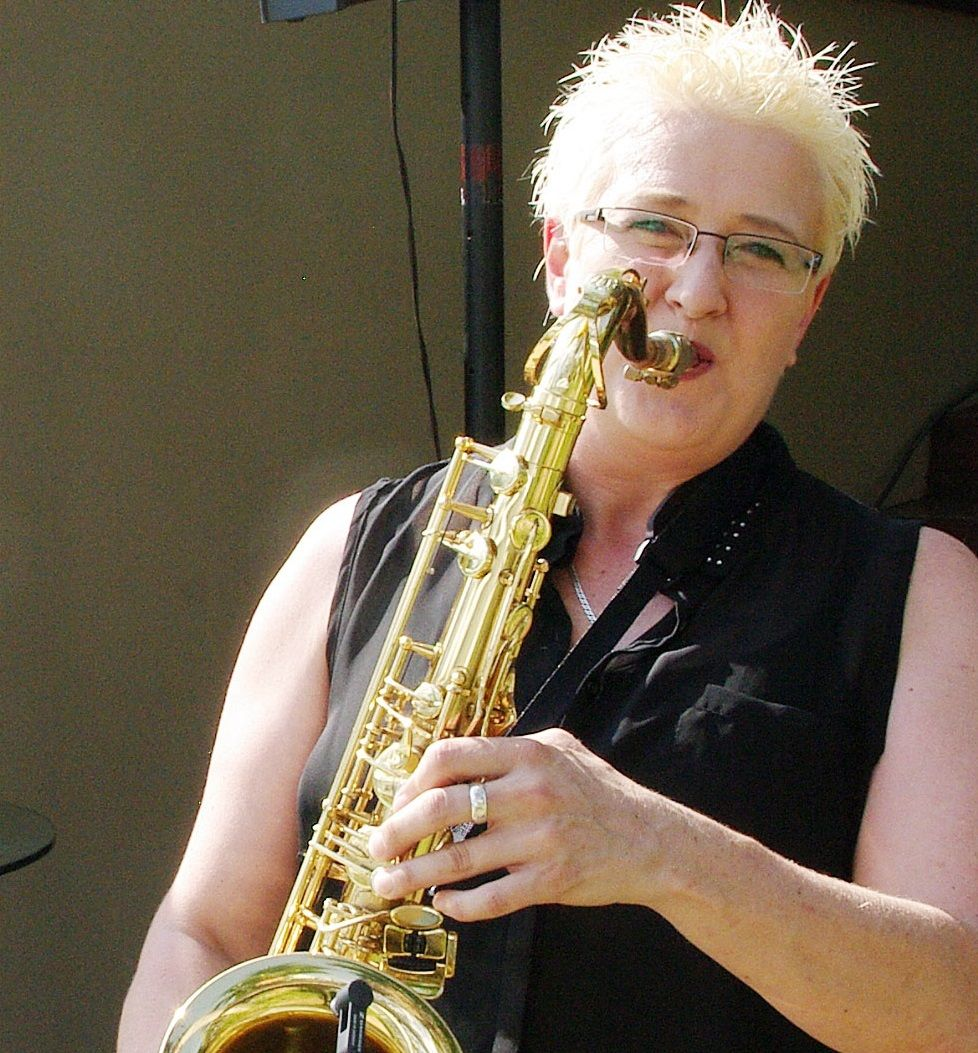 Top Female Saxophonist For Corporate Events Functions And Weddings