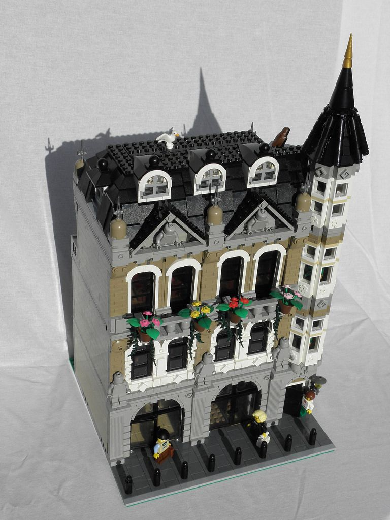 Adventurers airplane cool lego creations lego modular