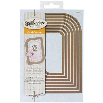 Card Creator Dies Happy Crafting Card Creator Scrapbook Templates Spellbinders