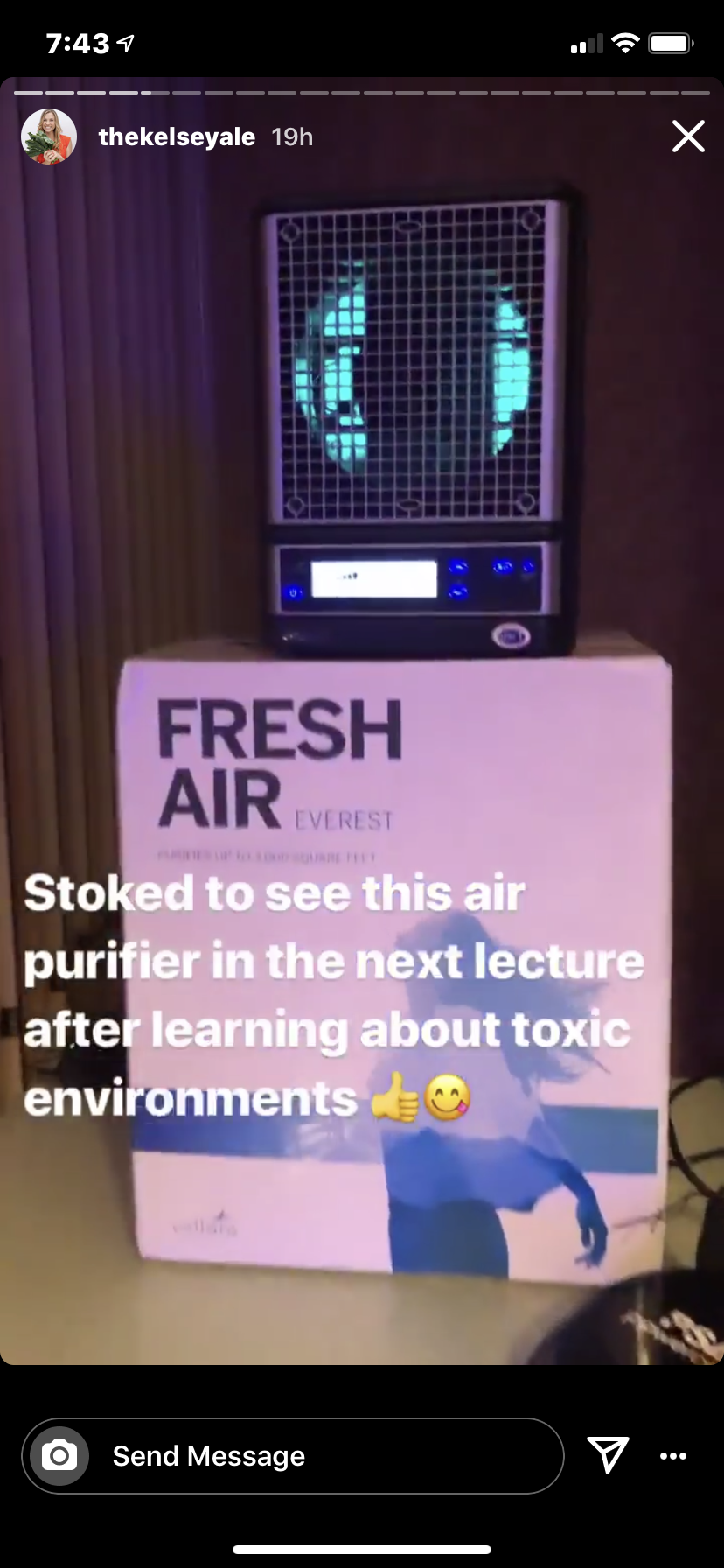 Air purifier image by Heather Raines on For the Home