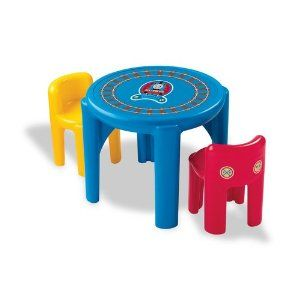 Little Tikes Thomas Friends Classic Table Chairs Set
