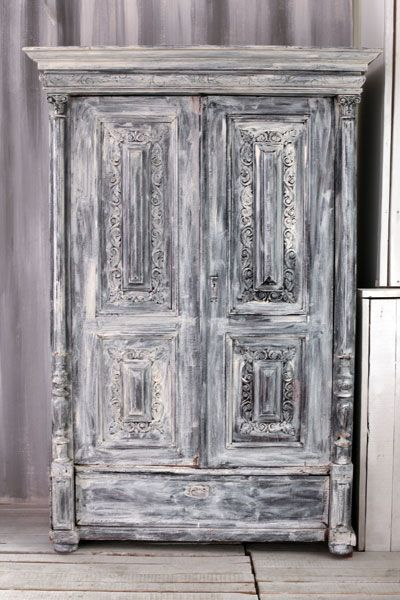 shabby chic schrank shabby selber machen pinterest. Black Bedroom Furniture Sets. Home Design Ideas