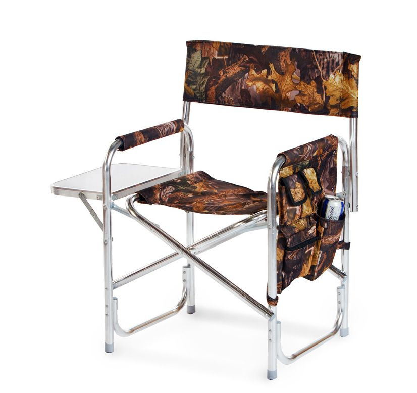 Stupendous Portable Folding Chair With Side Table And Accessory Bag Unemploymentrelief Wooden Chair Designs For Living Room Unemploymentrelieforg