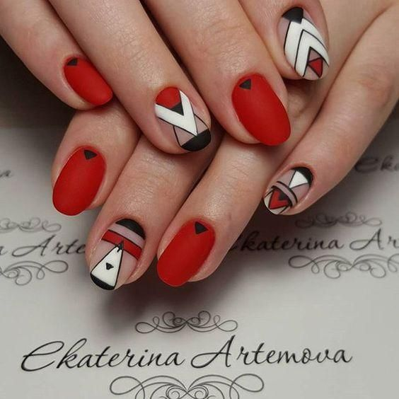 21 Nail Color Design Ideas For Summer Winter Spring Fall