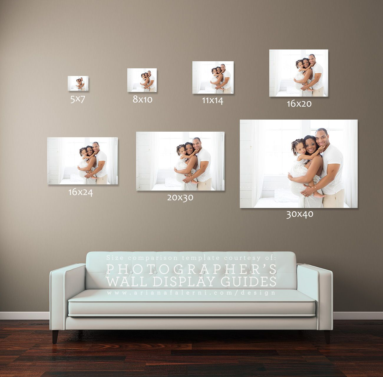 Free Hufnagel Template And Action Ariana Falerni Design Design Wall Display Room