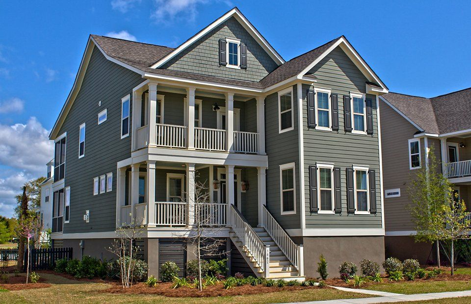 Daniel S Orchard Summerville Sc New Homes Pulte Homes