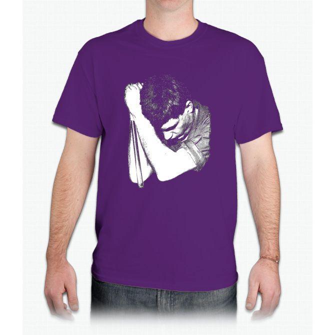Ian Curtis - Mens T-Shirt