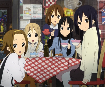 Countdown to 3000 fans! <3 - K-ON!
