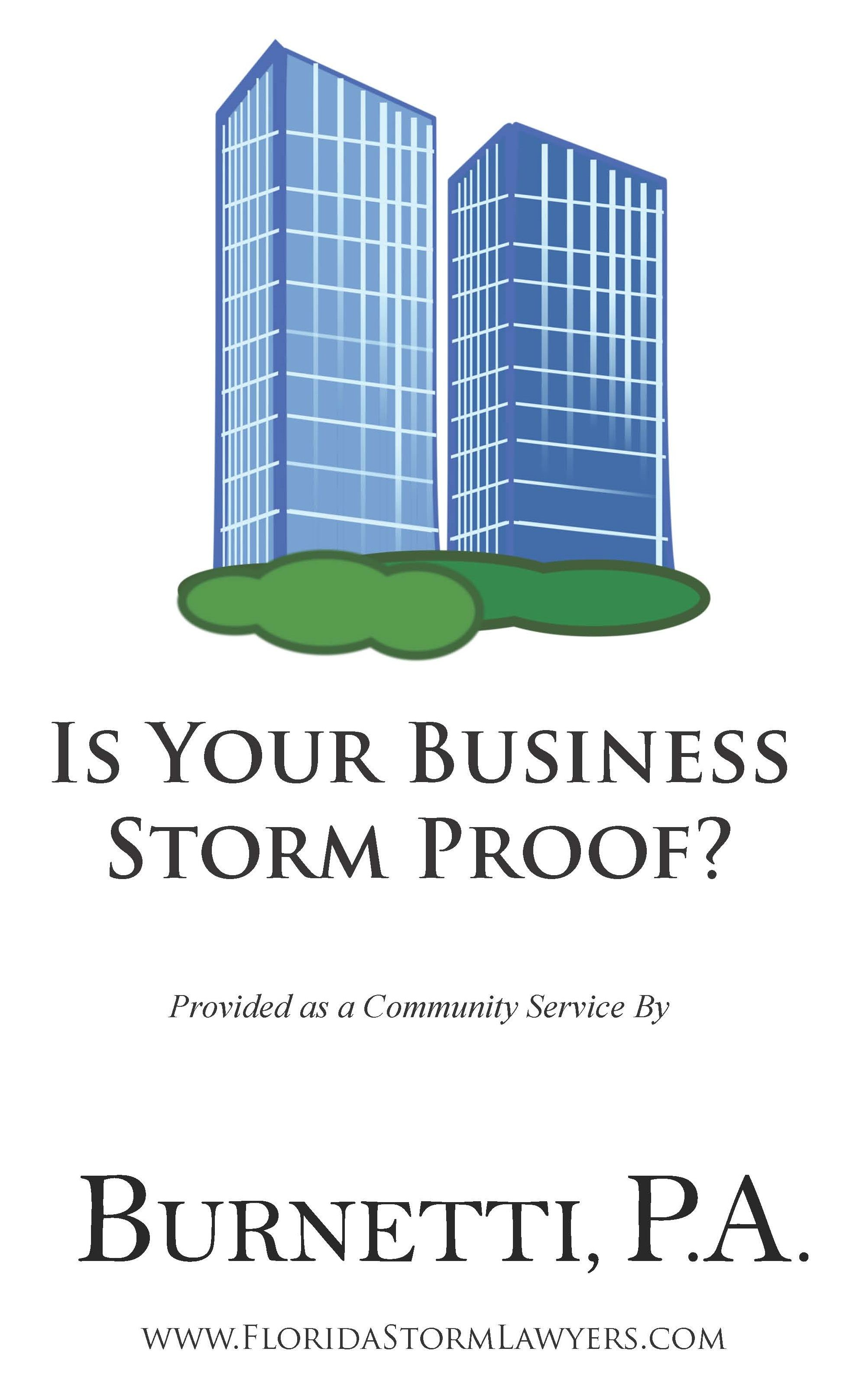 Download Your Free Commercial Insurance Claim Brochure Http Www