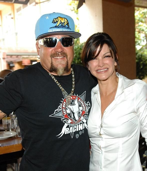 Diners Drive Ins And Dives Star Guy Fieri Dines At Meatball Spot