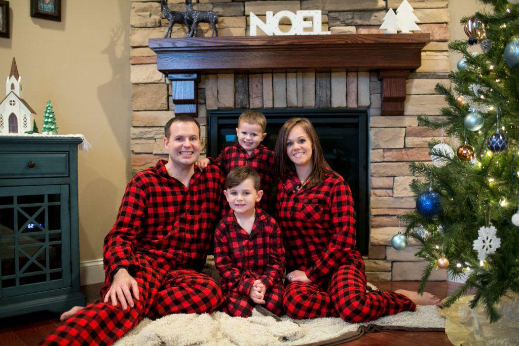 powers family christmas jackelynn noel photography