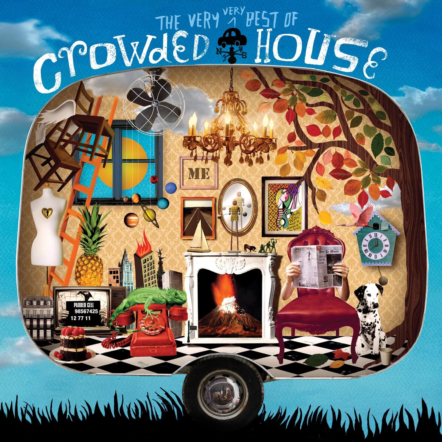 Very Best Of Crowded House Crowded House