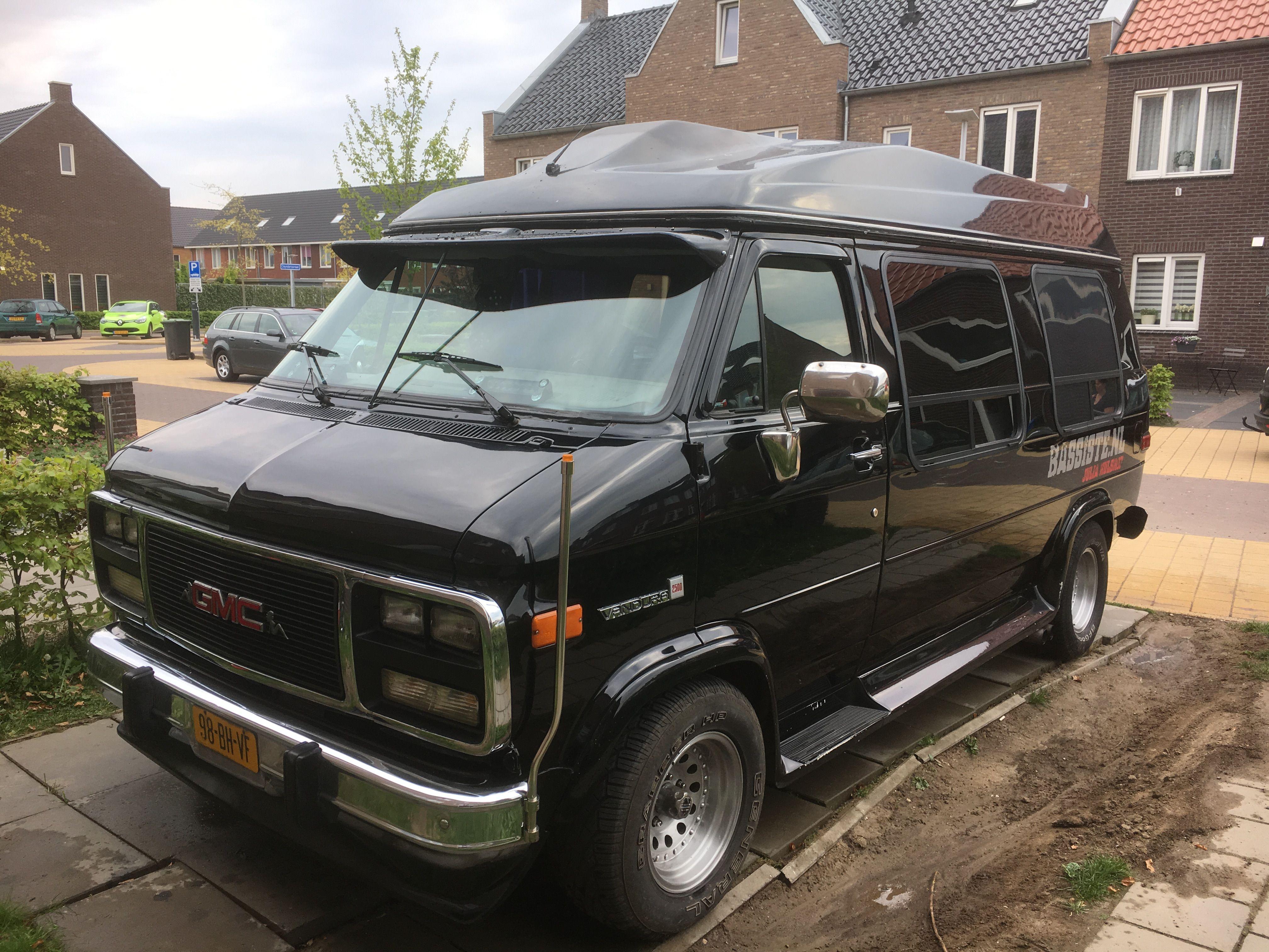Gmc Vandura 2500 1995 Gmc Vans Custom Vans Chevy Van