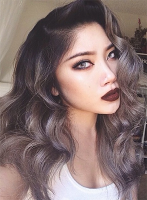 2015 Color Trends | Gray hair, Hair coloring and Pastels