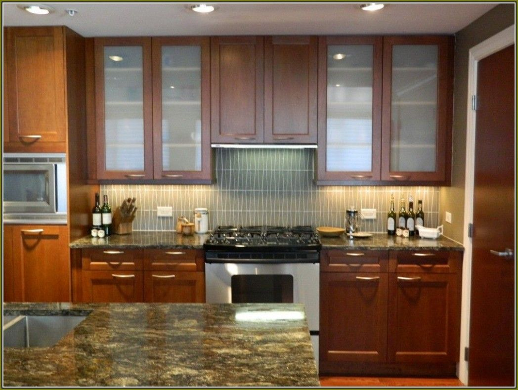 Kitchen Cabinets Glass Doors Lowes In 2020 Glass Kitchen Cabinets Glass Kitchen Cabinet Doors Vintage Kitchen Cabinets
