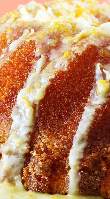 Best Harvey Wallbanger Cake Recipe