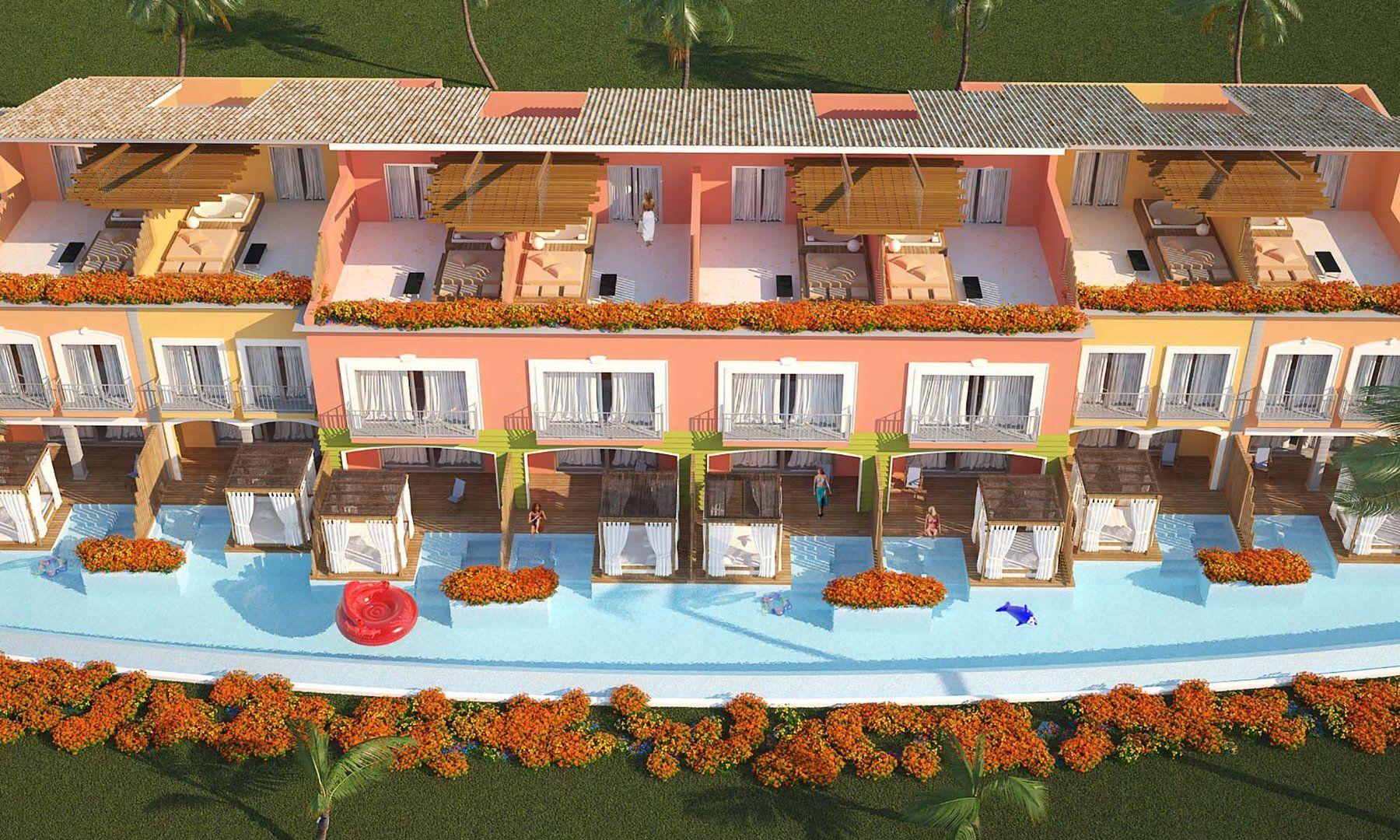 Grand Palladium Bavaro Suites Resort And Spa Luxury Junior Suite