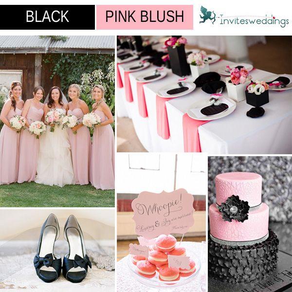 Clic Black Wedding Color Ideas And Invitations 2017