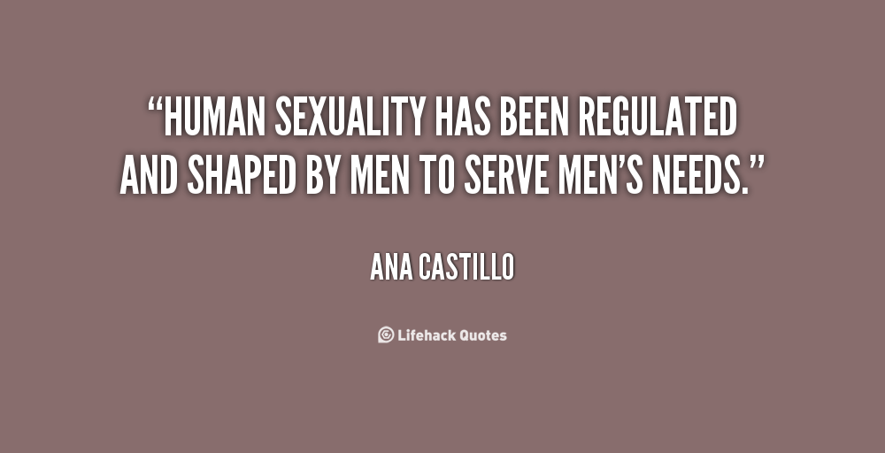 The politics of human sexuality quotes