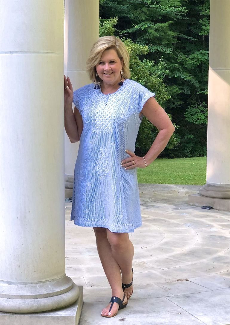 Dressing To Be Cool Comfortable And Casual 50 Is Not Old Summer Dresses For Women Casual Dresses Plus Size Casual Summer Dresses [ 1086 x 770 Pixel ]