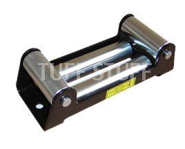 Tuff Stuff Winch Roller Fairlead For Steel Cable 10 Bolt Pattern By Tuff Stuff 25 00 The Roller Fairlead Protects The W House Materials Bolt Pattern Steel