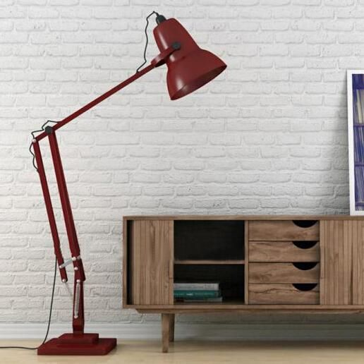 Giant anglepoise floor lamp modern fashion classical individuality free shipping 145126piecebuy wholesale giant anglepoise floor lamp modern fashion classical mozeypictures Choice Image
