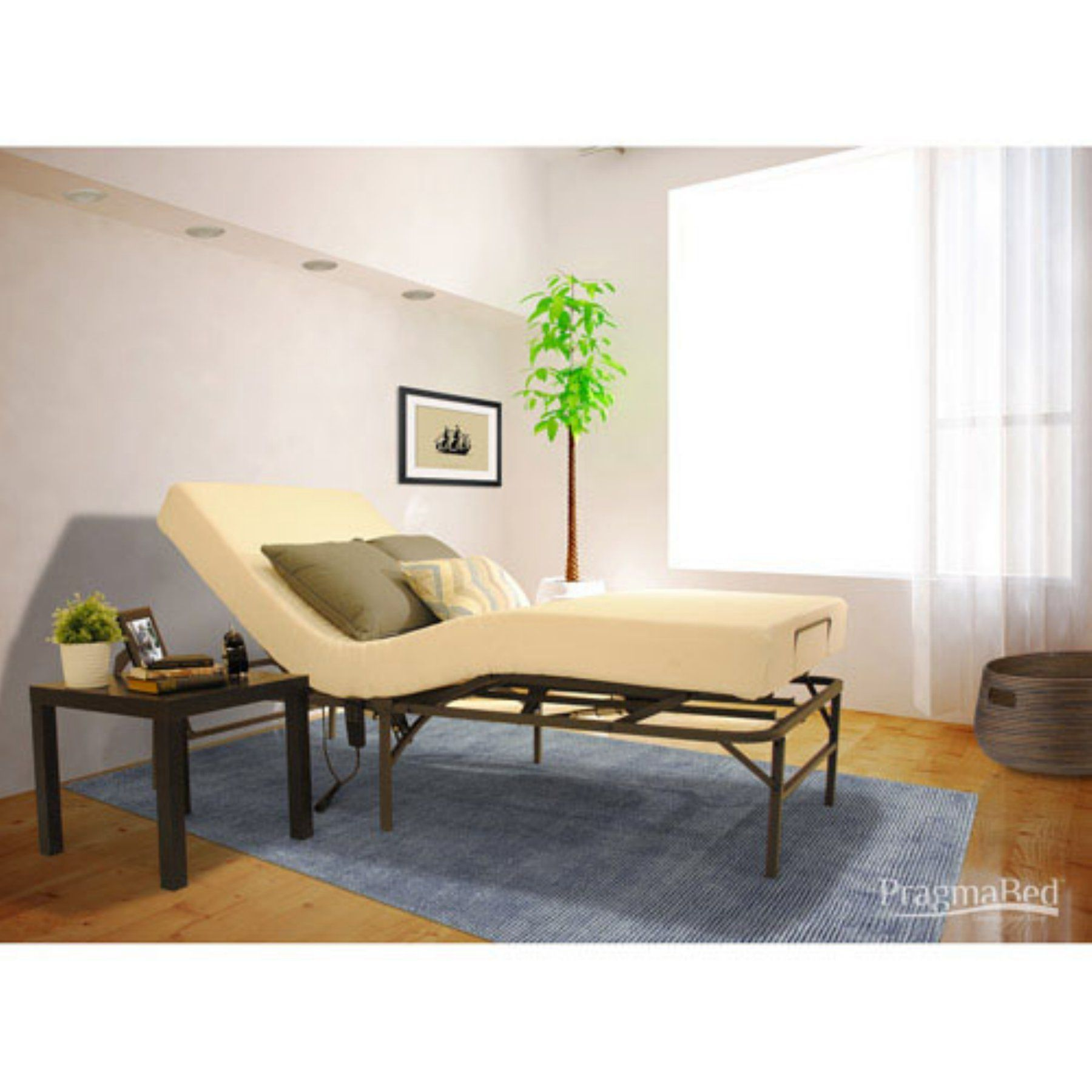 Pragma Bed Everyday Bed In A Box Pragmatic Adjustable Bed Frame