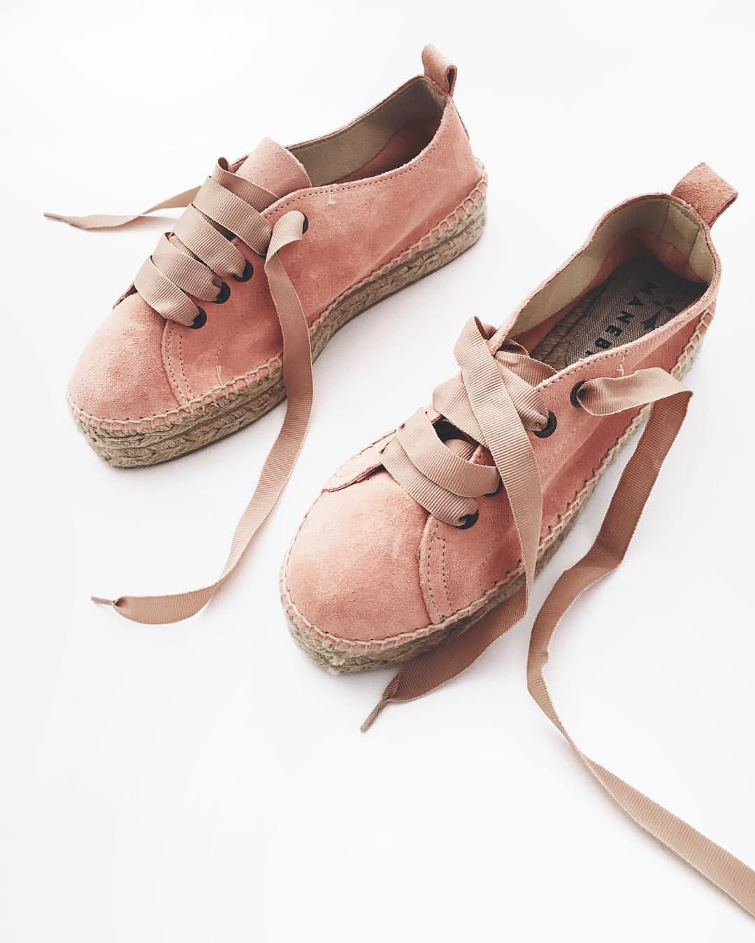 "Andy Csinger on Instagram: ""Platform + suede + pink = perfection! // ·  Dream ShoesFlat ..."