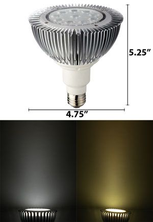 Par 38 Led Light Xp E Dimmable 90 120vac 14w E27 25 Degree Beam Ul Very Nice Par 38 Led Light Great For Your Led Lighting Needs Bulb Dimmer Switch Led Lights