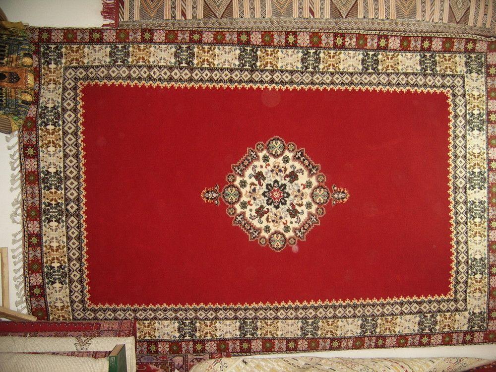 tapis artisanat tapis marocain