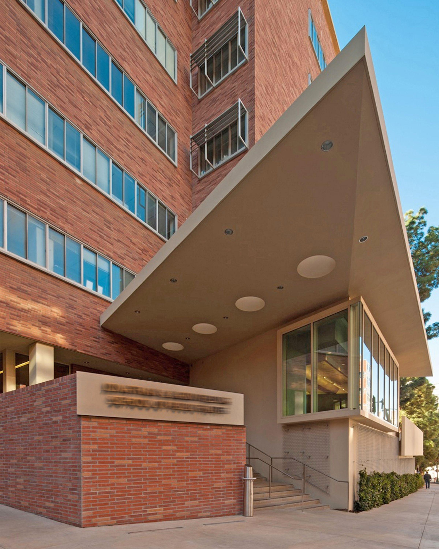 UCLA Fielding School of Public Health Seismic Correction