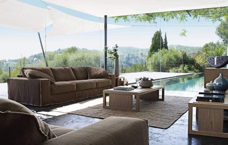 Roche Bobois Collection Les Contemporains Telas Sofas Muebles De Mimbre Al Aire Libre Muebles