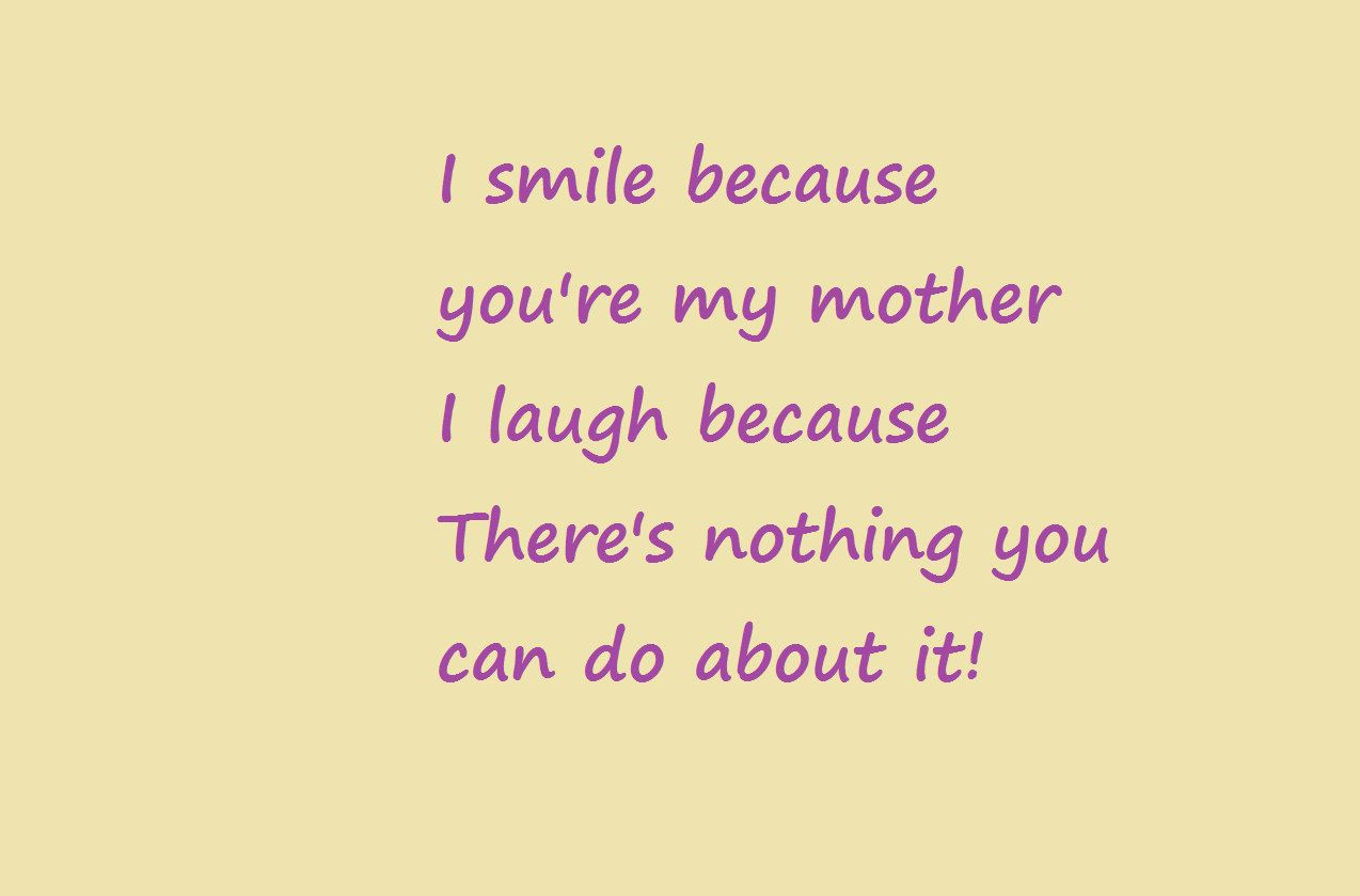 Mom Quote Funny Mother Quote Canvas Art Quotes 12x12