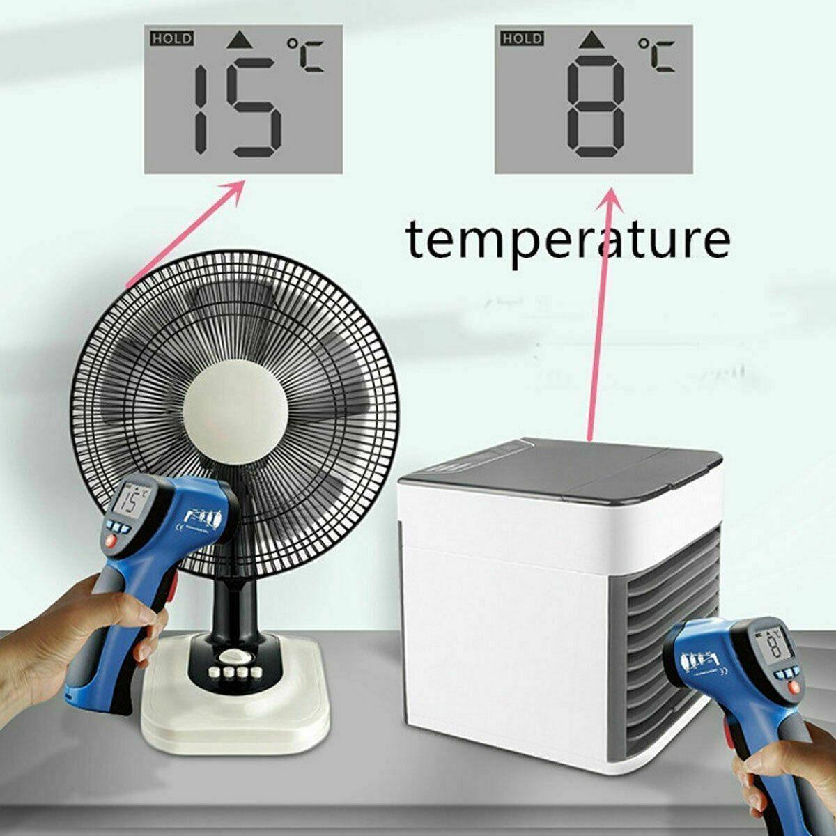 Frostchill portable air conditioner mini quiet ac unit