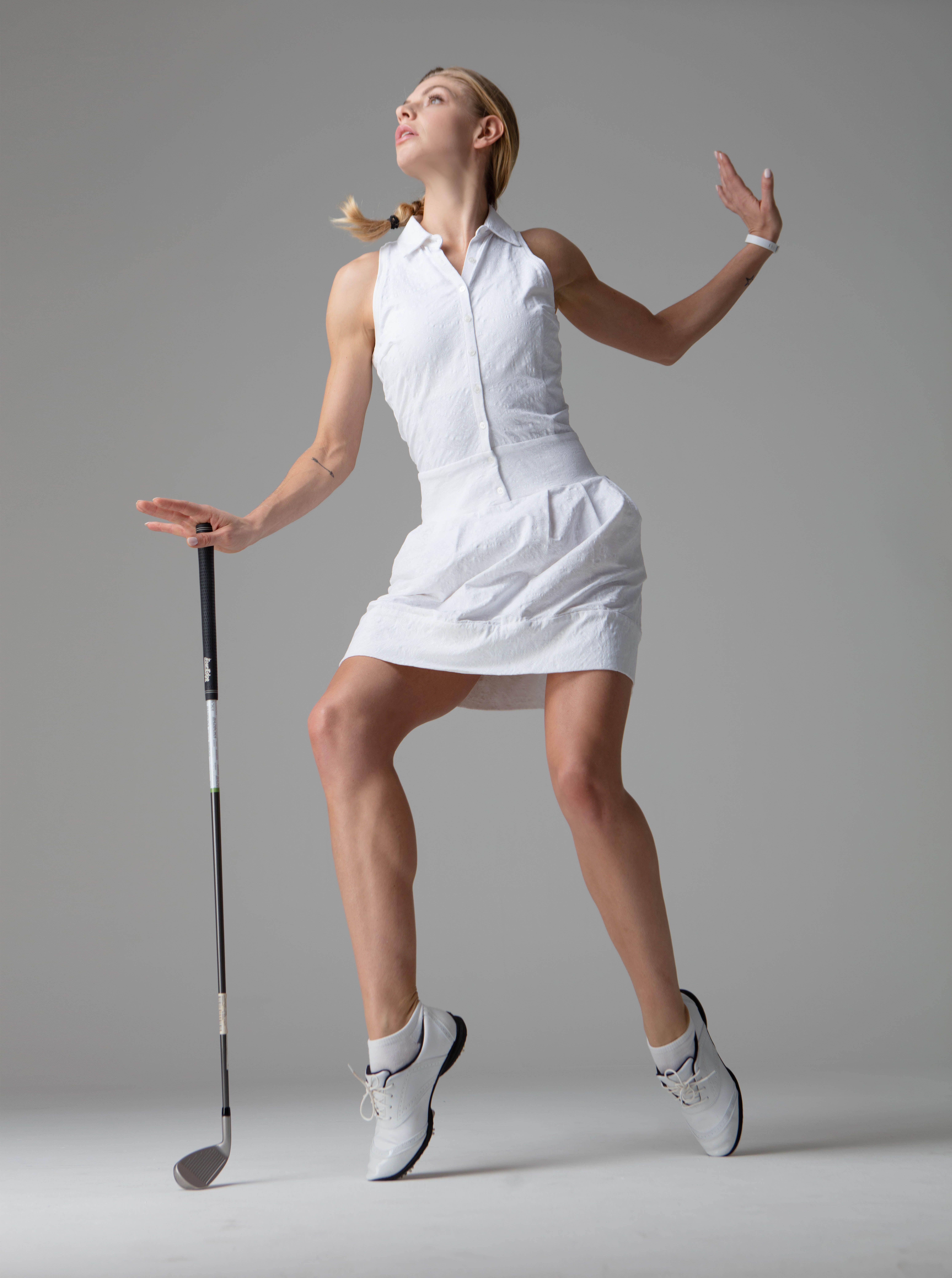 L 39 Etoile Sport A New Line Of Luxury Tennis Apparel Tennis Clothes Apparel Dresses
