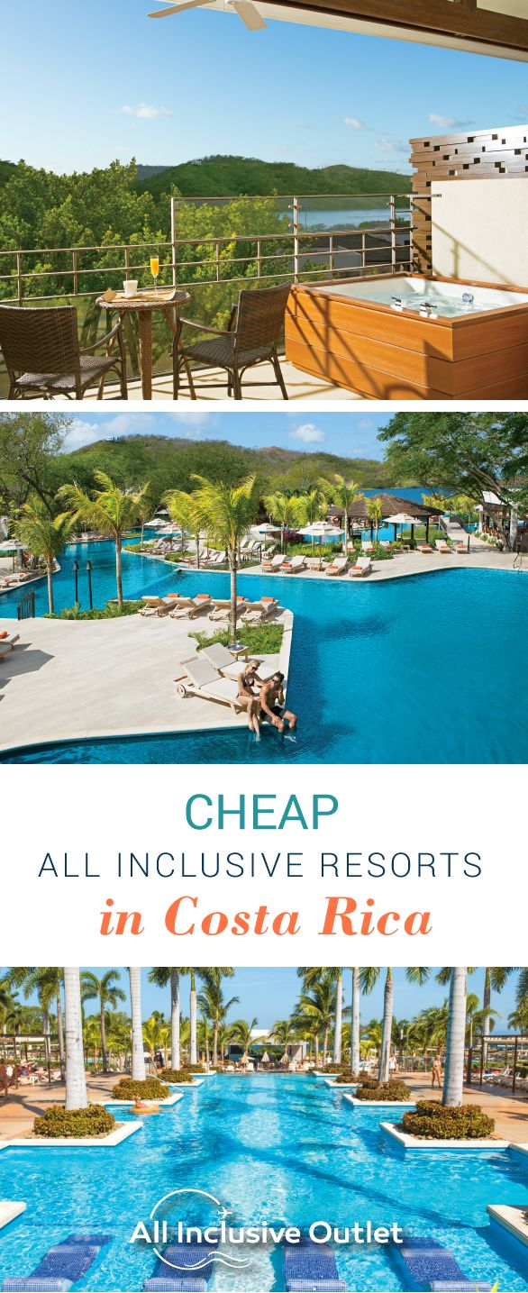 Cheap All-Inclusive Resorts In Costa Rica: Your Next