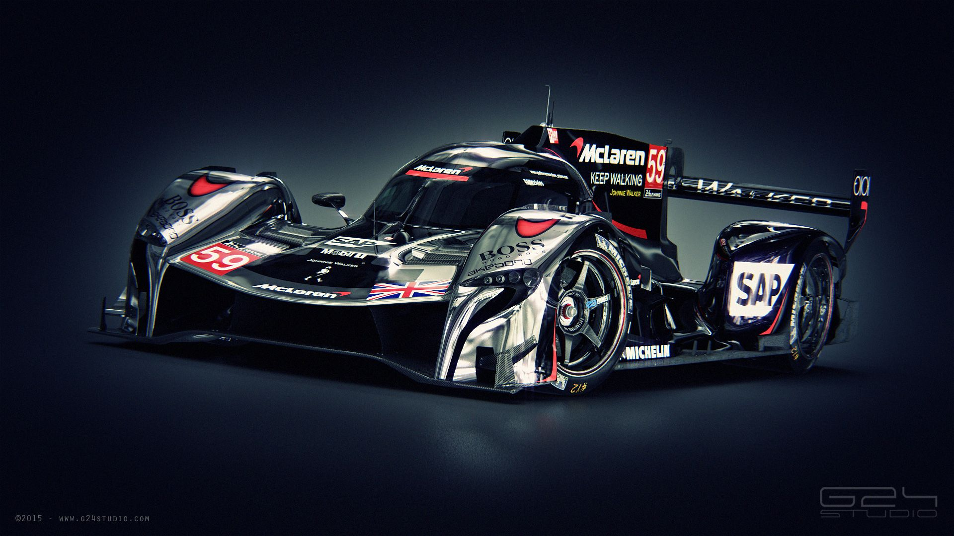 The Alternate Future Where Mclaren Races At Le Mans Would Be