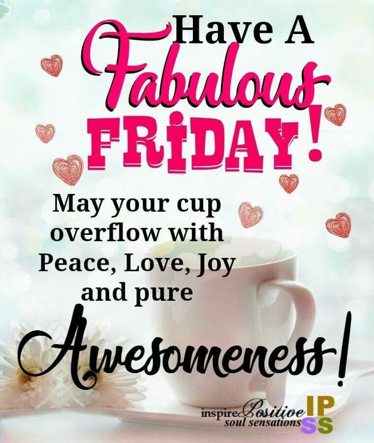 Have a great day! And god bless you sweet sister friends ...
