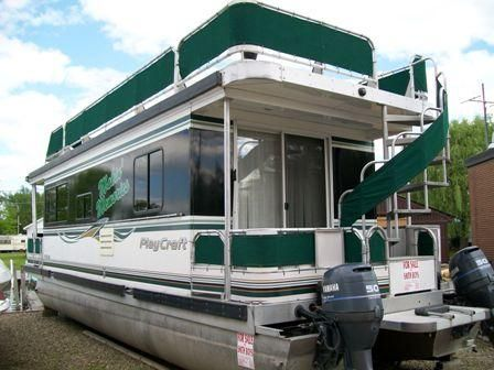 Homemade Pontoon Houseboat Plans Easy