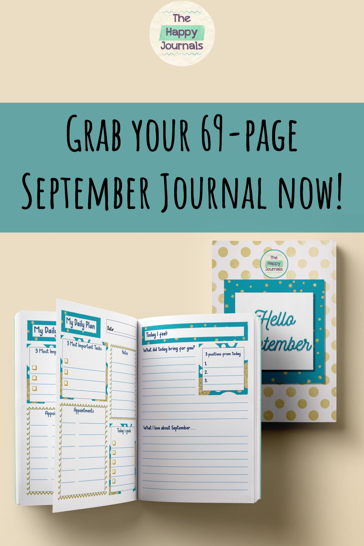 Hello October Guided Journal With Images