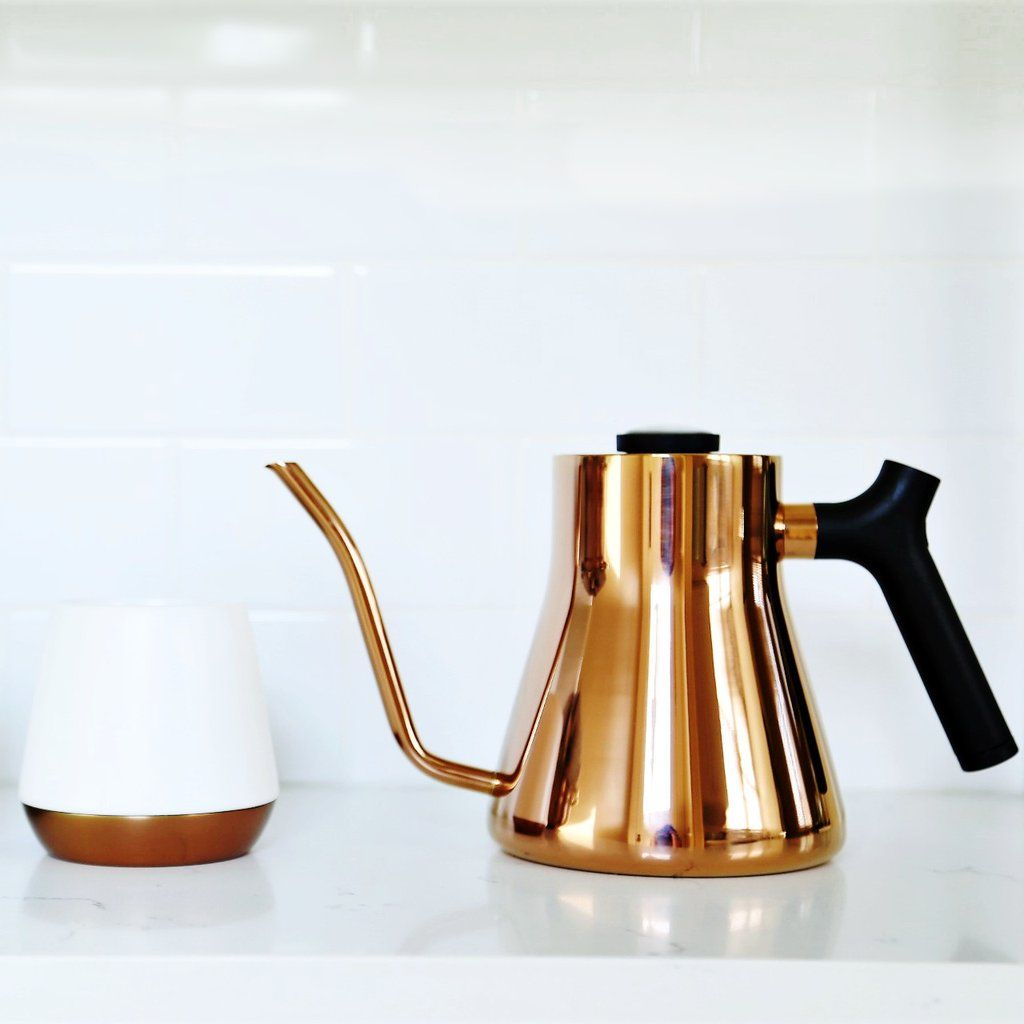 Fellow Stagg Pour Over Kettle, Copper