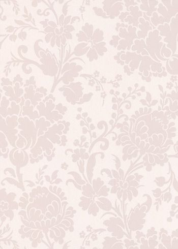 Pemberley Pink Wallpaper