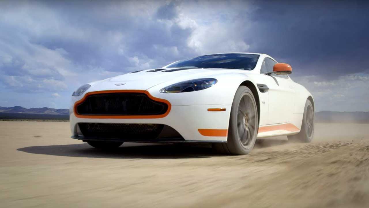 Aston Martin V Vantage S A Dogleg Makes This Sports Car - Sports cars makes