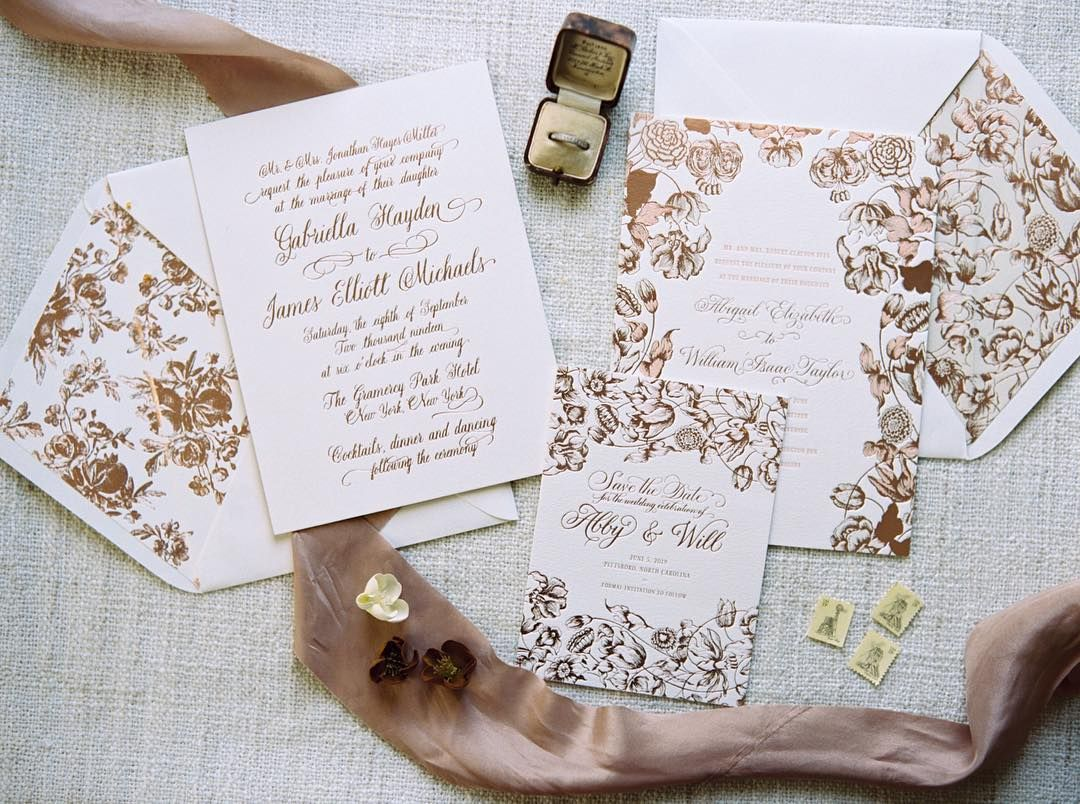 summer fete wedding invitations%0A Romantic wedding stationery