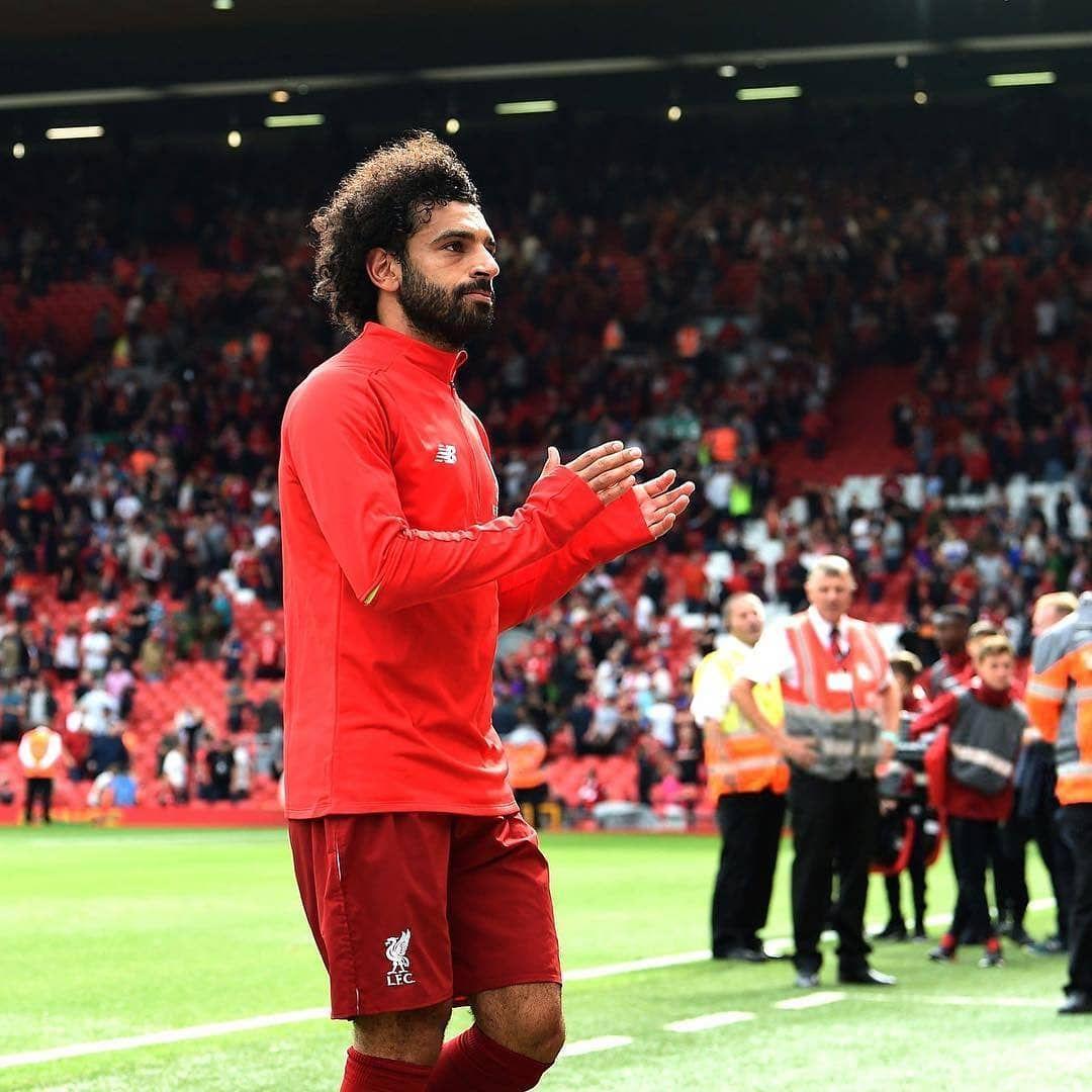 O Salah Mo Salah Running Down The Wing Salaahh La La La La La The Egyptian King King Salah Ms11 Sadioma Mo Salah Mohamed Salah Egyptian Kings
