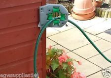 Wall Mounted Stay Roller Guide Planter Stand Hose Roller Wall Mount
